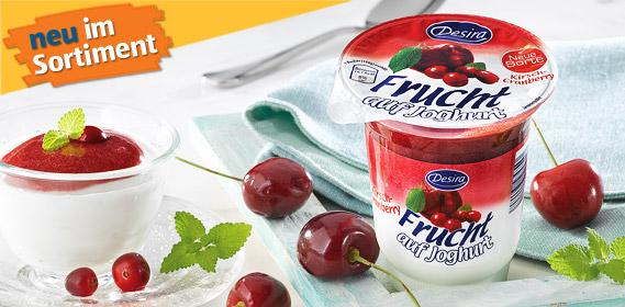 Frucht auf Joghurt, Juli 2012