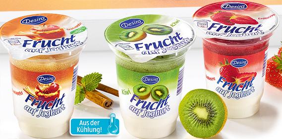 Frucht auf Joghurt, November 2012