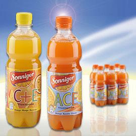 ACE Vitamingetränk 25% Orange, Karotte 7%, Zitrone, Juli 2010