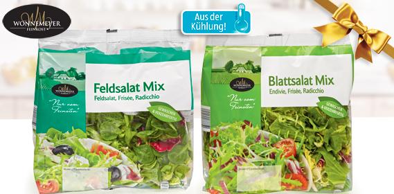 Fresh-Cut Salat, M�rz 2013