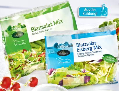 Fresh-Cut Salat, Juli 2013