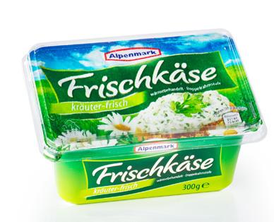 Frischkäse, April 2015