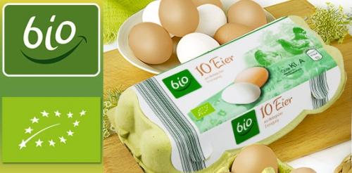 Eier aus ökologischer Erzeugung, M�rz 2011