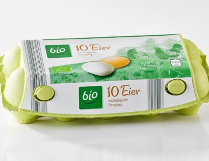 Eier aus ökologischer Erzeugung, Januar 2014