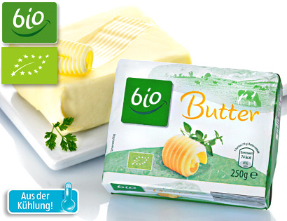 Butter, Februar 2014