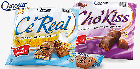 Schokoriegel Snack, September 2012