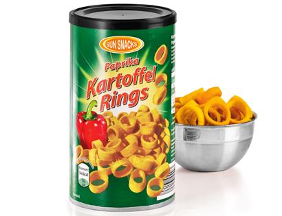 Kartoffel Rings, Januar 2014