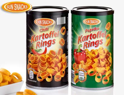 Kartoffel Rings, Mai 2014