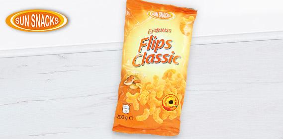 Erdnuss Flips, September 2011