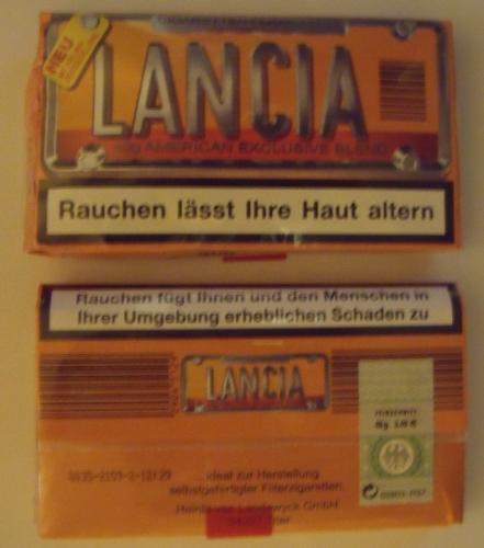 Tabak, Feinschnitt, September 2009