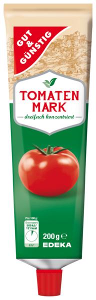 Tomatenmark , Januar 2018