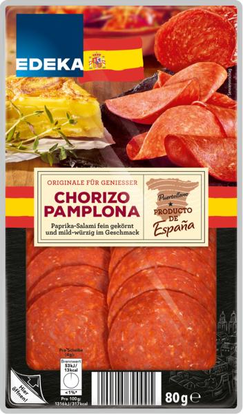 Chorizo Pamplona, Dezember 2017