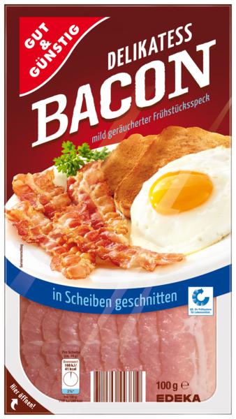 Bacon, Dezember 2017