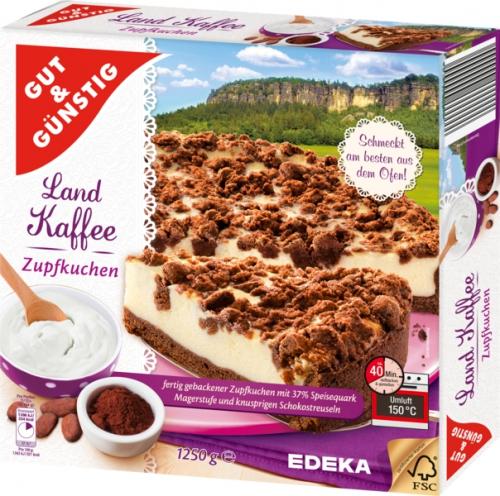 Gut Gunstig Zupfkuchen Von Edeka