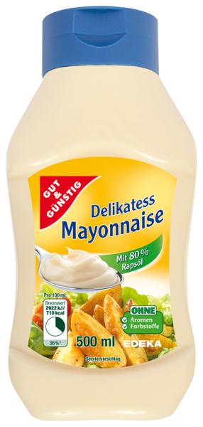Delikatess Mayonnaise, Januar 2018