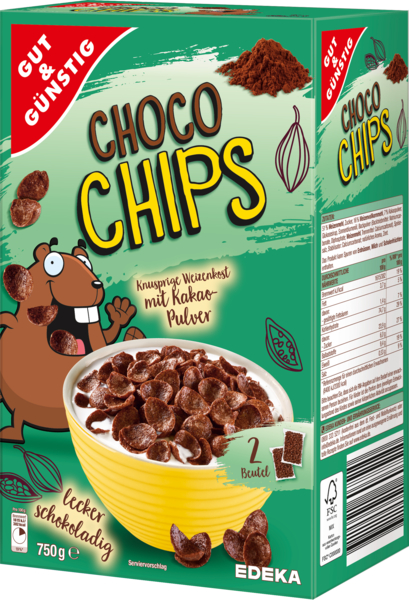 Choco Chips, Dezember 2017