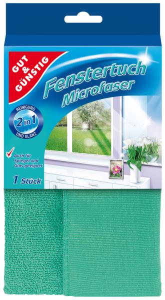 Fenstertuch Microfaser , Dezember 2017