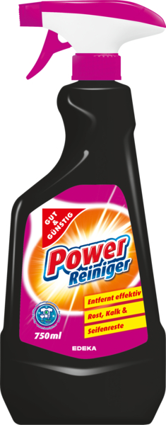 Power-Reiniger, Dezember 2017