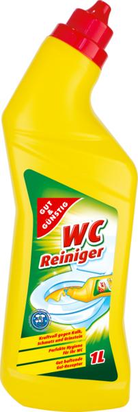 WC Reiniger, Dezember 2017