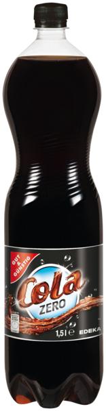 Cola, 0 % Zucker, Dezember 2017