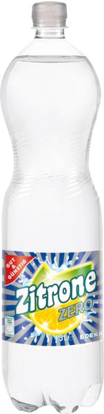Zitronenlimonade,  0 % Zucker, Dezember 2017