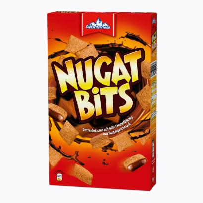 Nougat Bits, Februar 2012