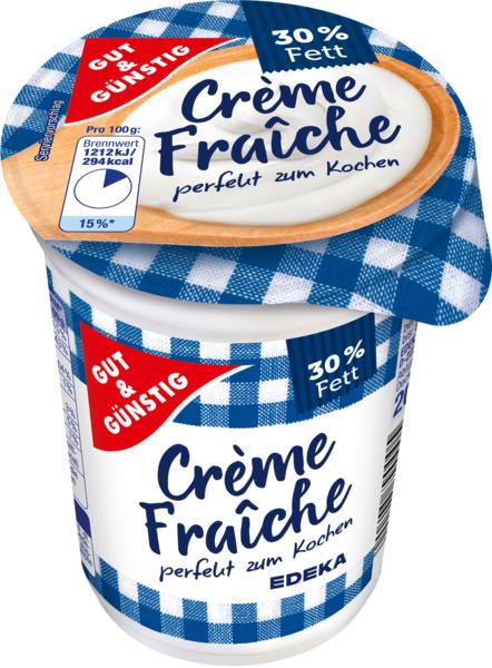 Crème Fraîche (Creme Fraiche), Januar 2018