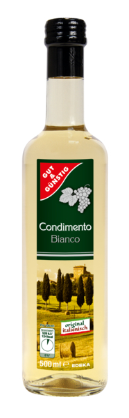 Condimento Bianco, Januar 2018