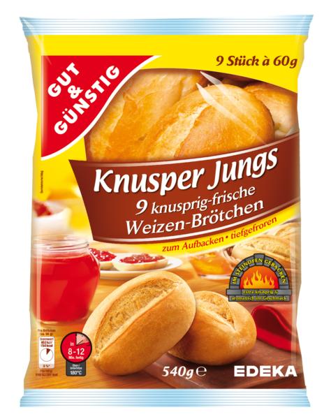 Knusper-Jungs, Dezember 2017
