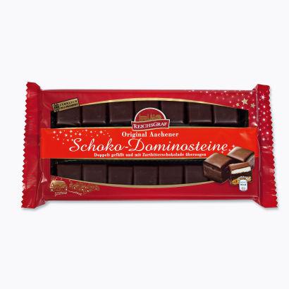 Schoko-Dominosteine, Dezember 2012