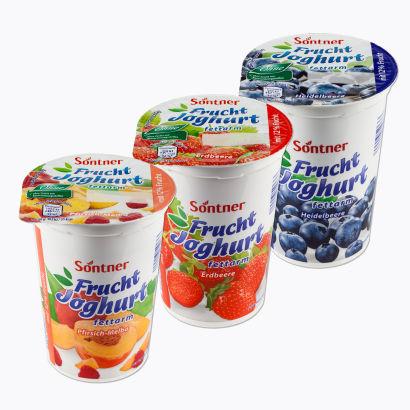 Fettarmer Joghurt 1,8% Fett, April 2016