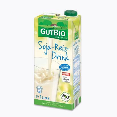 Soja-Reis-Drink mit Calcium, Februar 2012