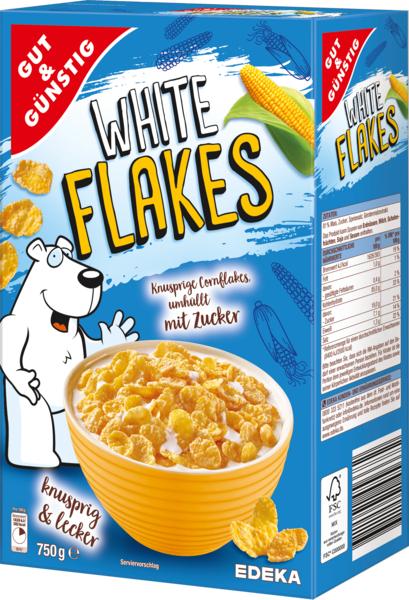White Flakes, Dezember 2017