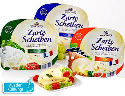Zarte Scheiben, April 2014