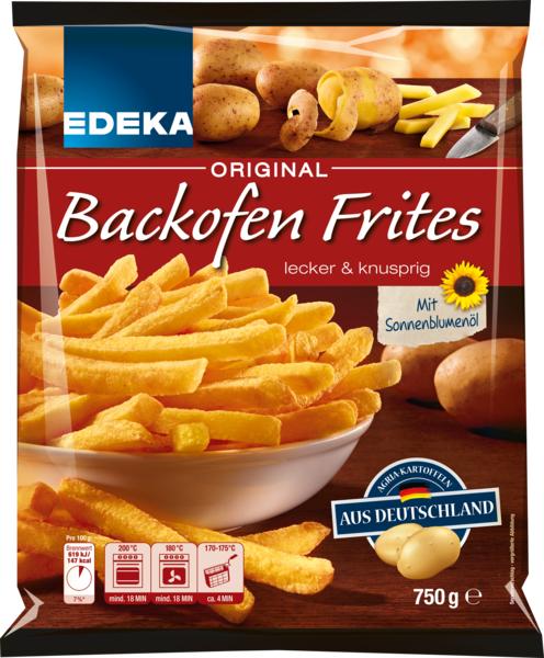 Backofen Frites, Dezember 2017