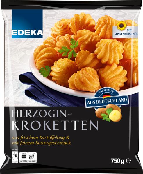 Festtagskroketten Herzogin, Dezember 2017