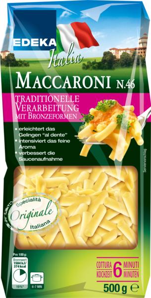 Maccaroni, kurz, Januar 2018