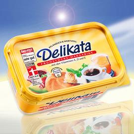 Frühstücks-Margarine, Oktober 2010