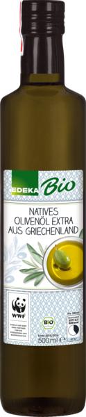 Natives Olivenöl extra, Dezember 2017
