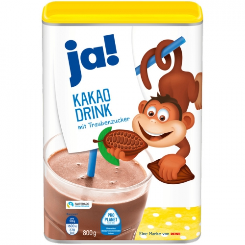 Kakaodrink, November 2017