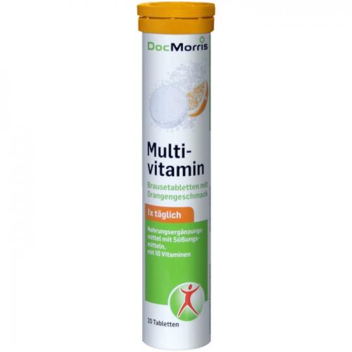 Multivitamin-Brausetabletten, Februar 2017