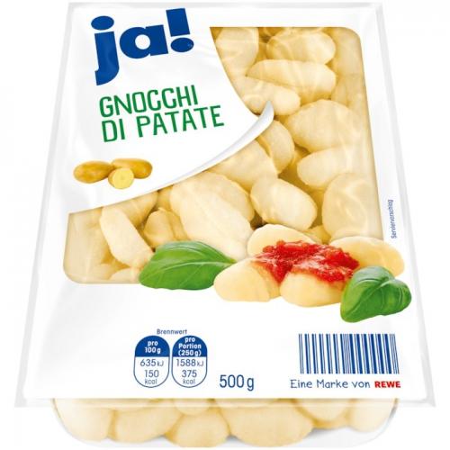 Gnocchi di Patate, Oktober 2017
