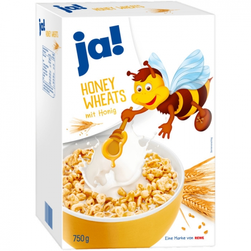 Honey Wheats, Februar 2017