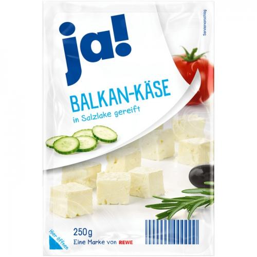 Balkan-Käse, Oktober 2017