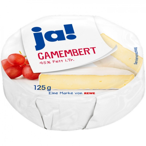 Camembert, Oktober 2017