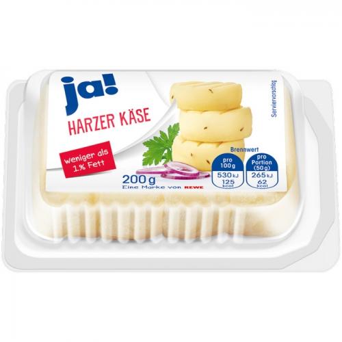 Harzer Käse, Januar 2018
