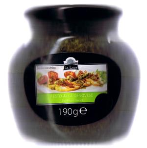 Orig. italienische Pesto-Sauce, September 2008