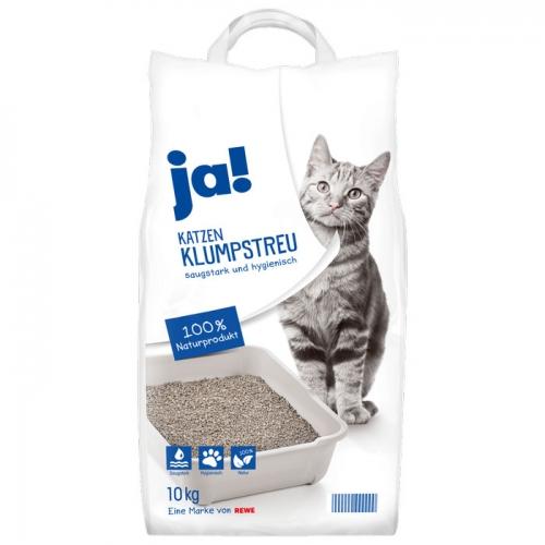 Katzen-Klumpstreu, M�rz 2017