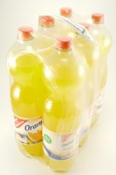 Orangen Limonade, 6 x 1,5 l, November 2012