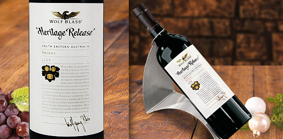 Shiraz Heritage Release, Januar 2012